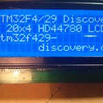 HD44780 LCD on STM32F4xx