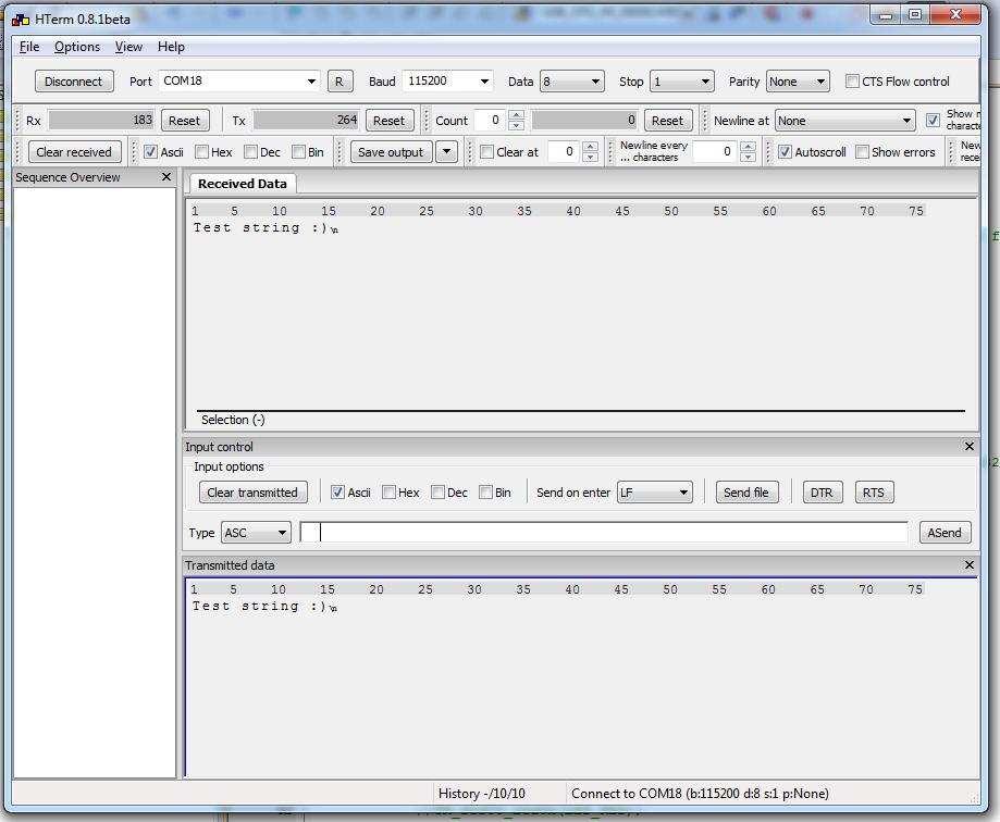 Library 24- Virtual COM Port (VCP) for STM32F4 - STM32F4