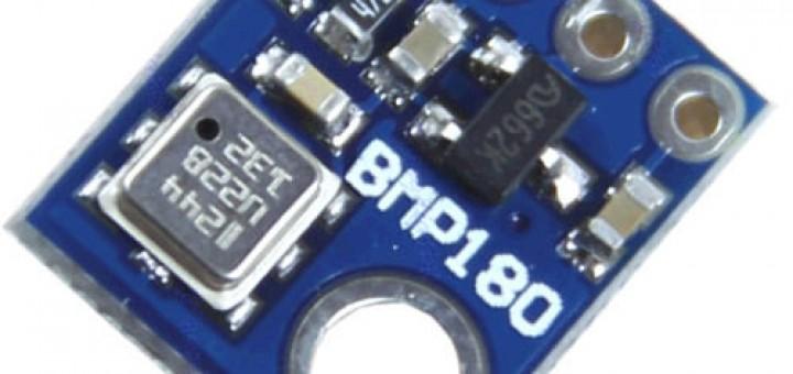 BMP-180 Pressure sensor