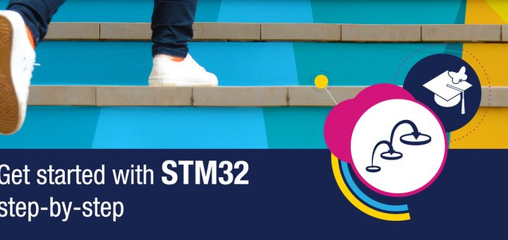 Getting started with STM32 step-by-step