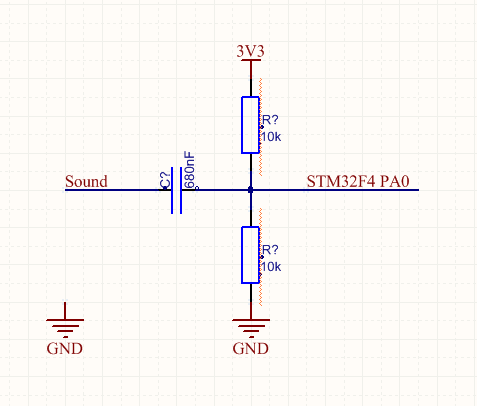 Stm32 adc example