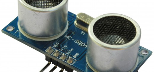 HC-SR04 sensor on STM32F4xx device