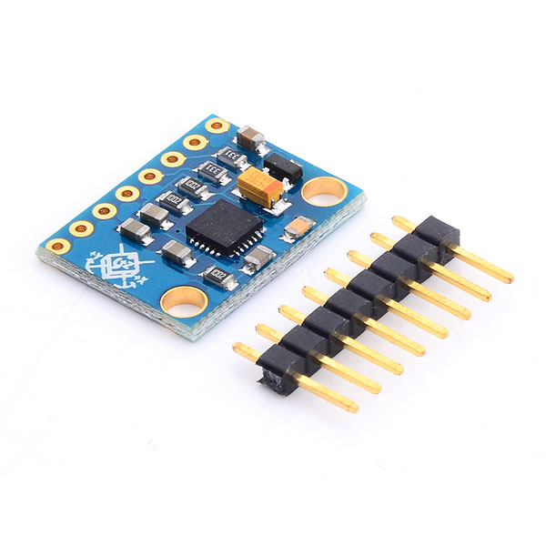 MPU-6050 6-axes gyroscope and accelerometer