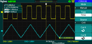 Square wave 10kHz